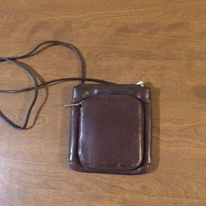 HOBO leather crossbody